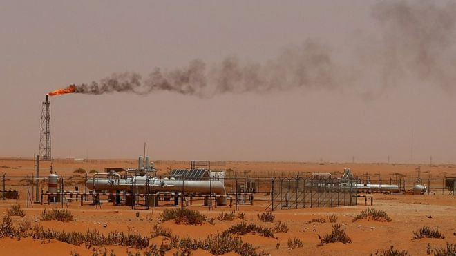 Saudi Arabia Plans To Diversify Away From Its Oil Business