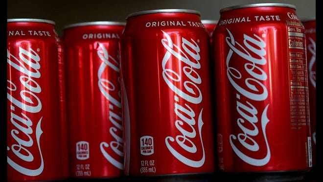 Coca-Cola released its fourth-quarter earnings report before the markets opened on Friday. Strength in emerging markets helped buoy the results.