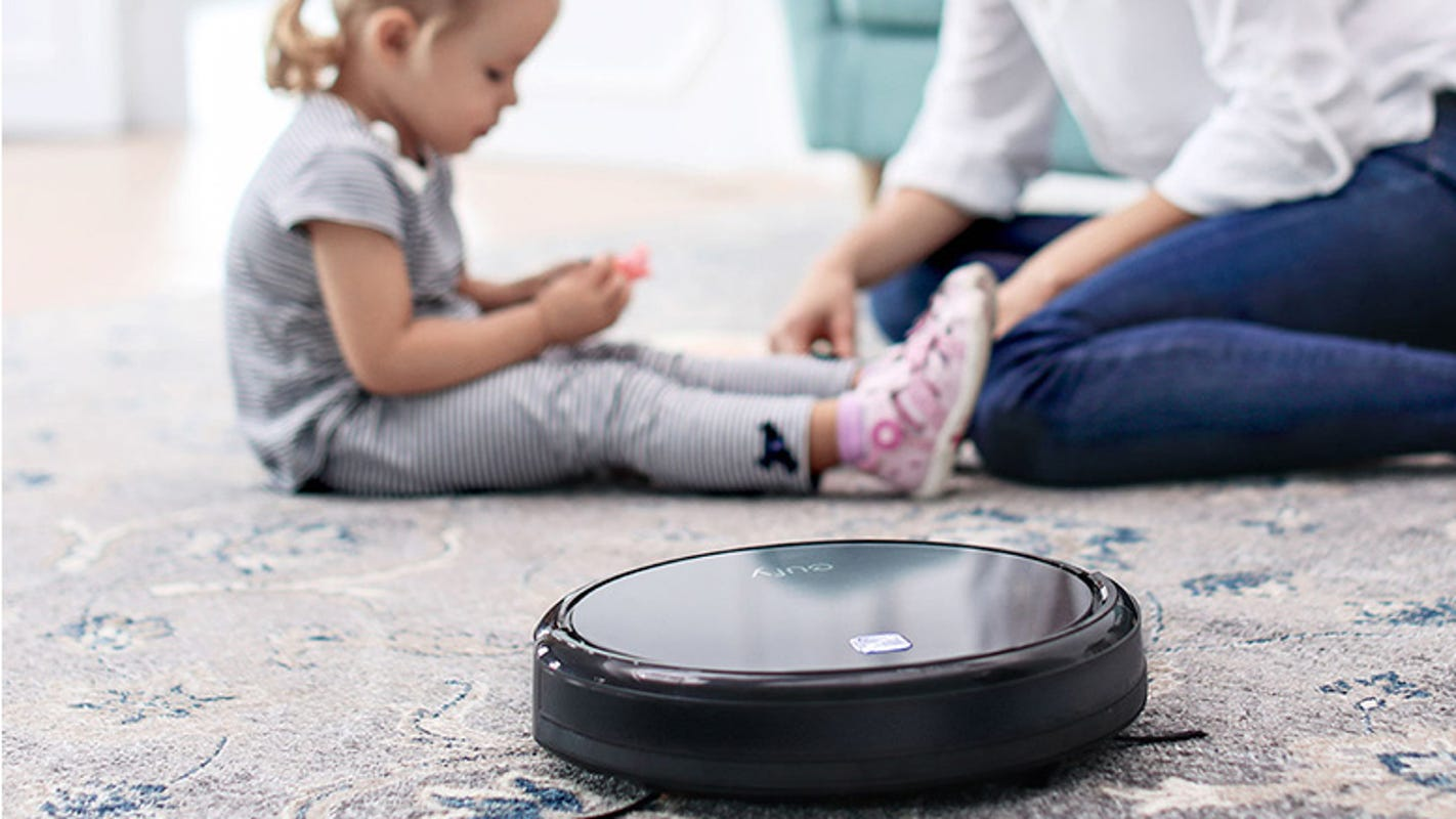 Get the best affordable robot vacuum at its lowest price