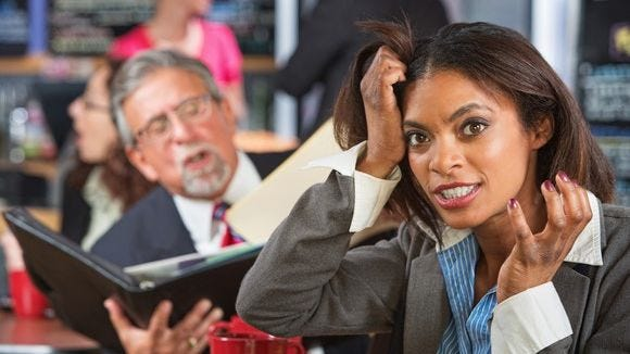 No one should be subjected to inappropriate, uncomfortable work conversations.