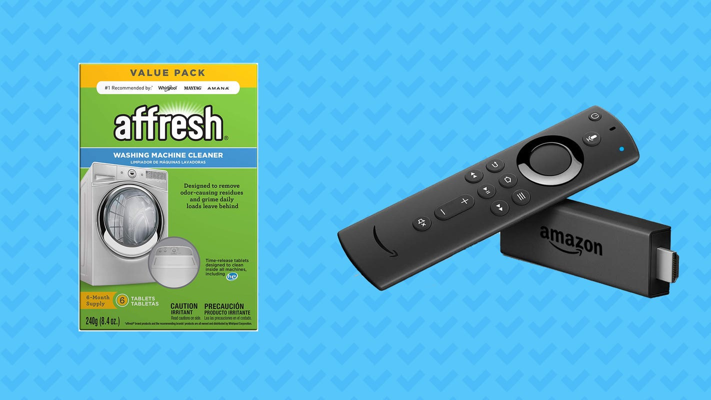 Save on Fire TV sticks, Affresh tablets, and more