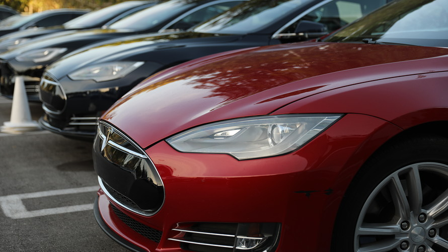 Tesla continues their rally after positive notes from analysts