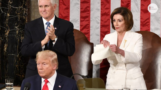 State of the Union 2020: Trump economic claims fact-check