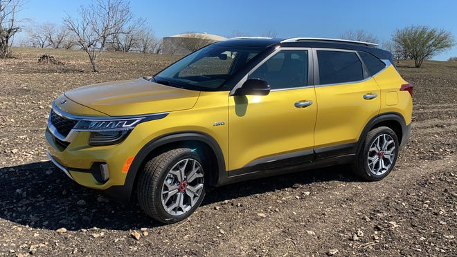 2021 Kia Seltos brings Telluride style to an affordable small SUV