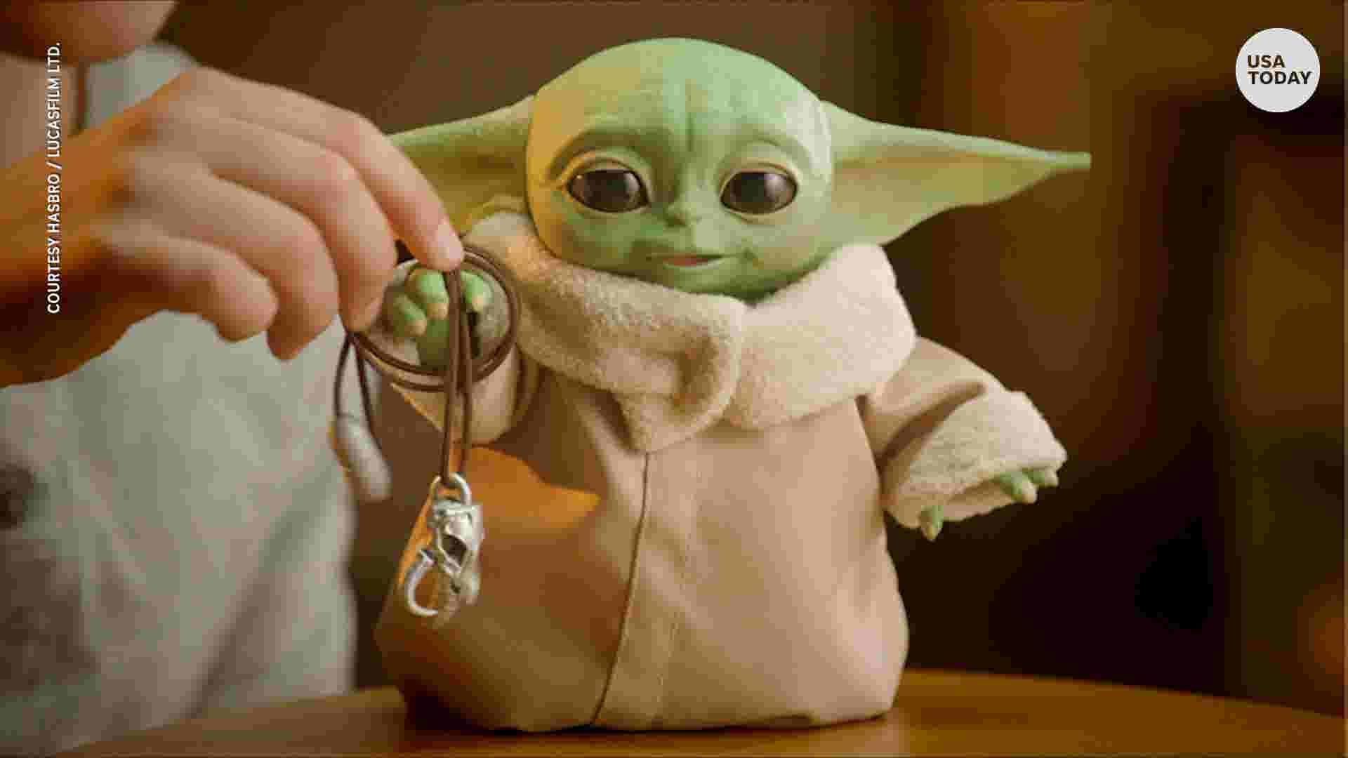 Adorable Baby Yoda toys are coming in animatronic, game, Lego, Build-a-Bear forms