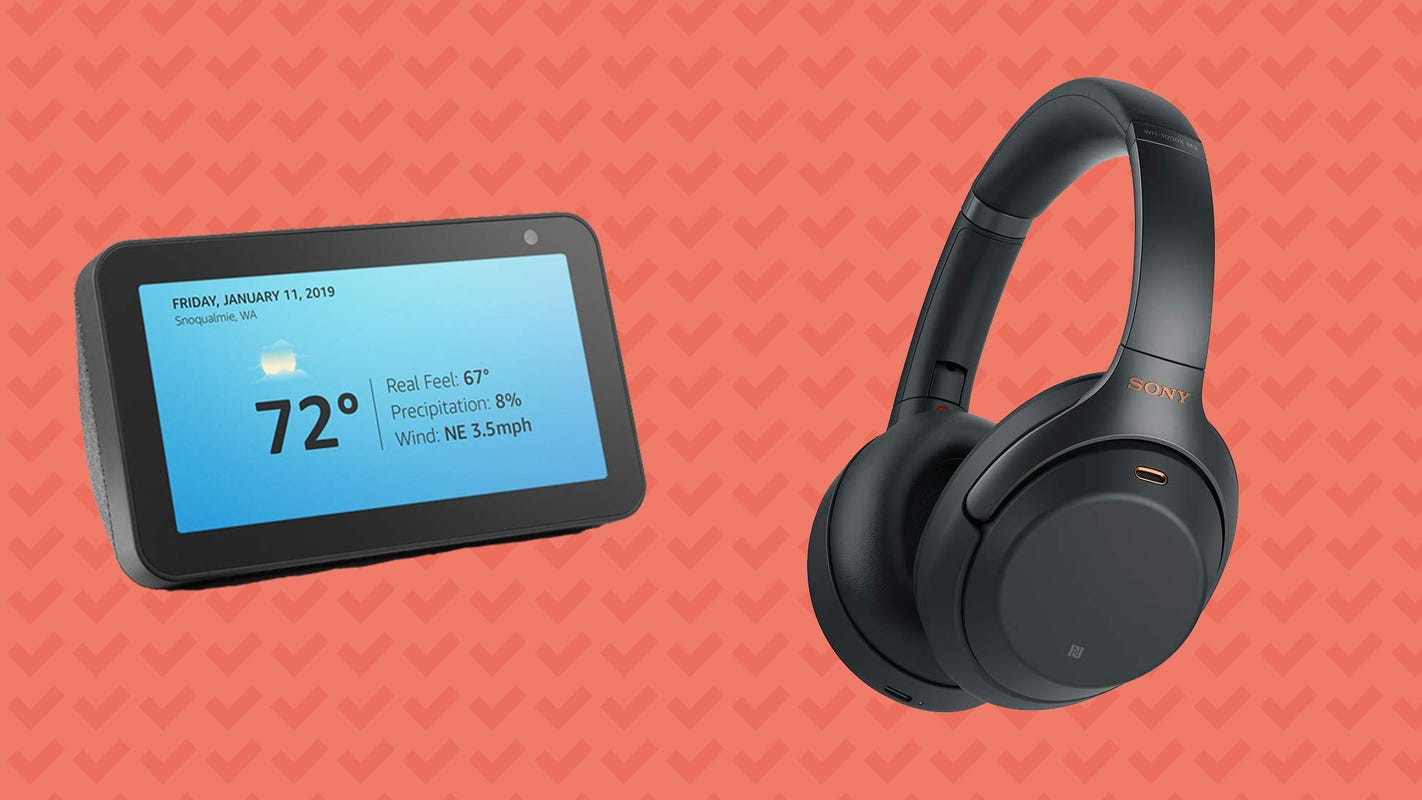 Amazing prices on Sony headphones, Valentine's Day candy, and more
