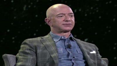 Amazon CEO buys historic Warner Estate for $165 million