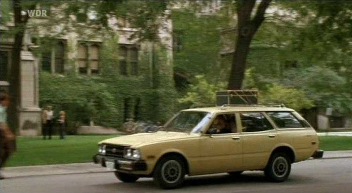 Classic cars from iconic romantic comedies