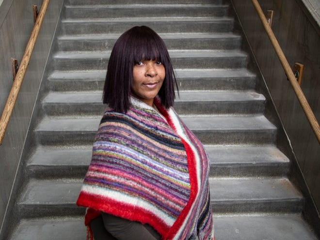 India Bell, 50, of Detroit was the featured guest at the The 2020 City of Detroit Mayor