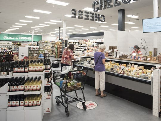 Earth Fare, the organic and natural foods chain that started in Asheville, announced Feb. 3, 2020 that it will close all stores. The South Asheville store got a major overhaul in 2016.