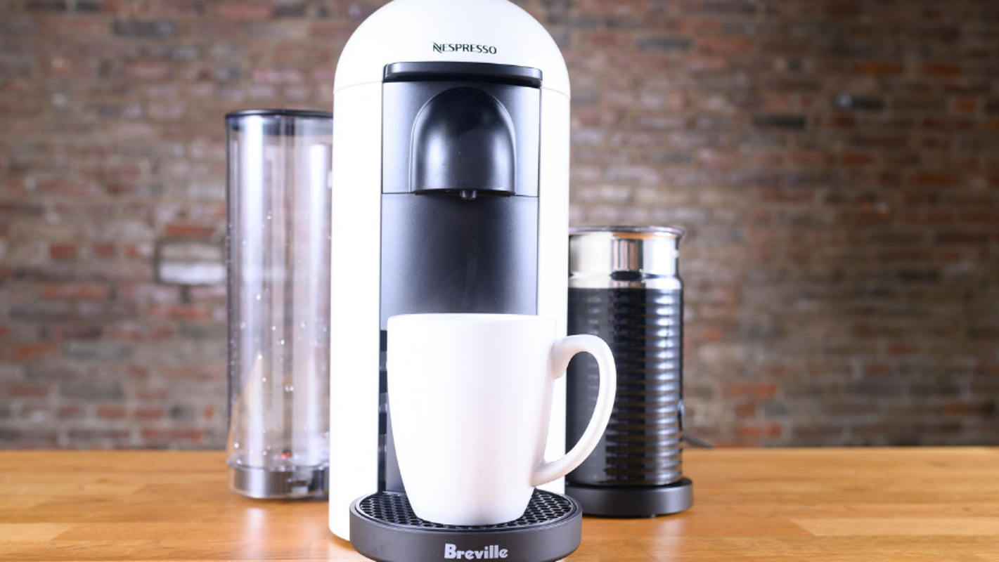Get the Nespresso VertuoPlus for its lowest price ever