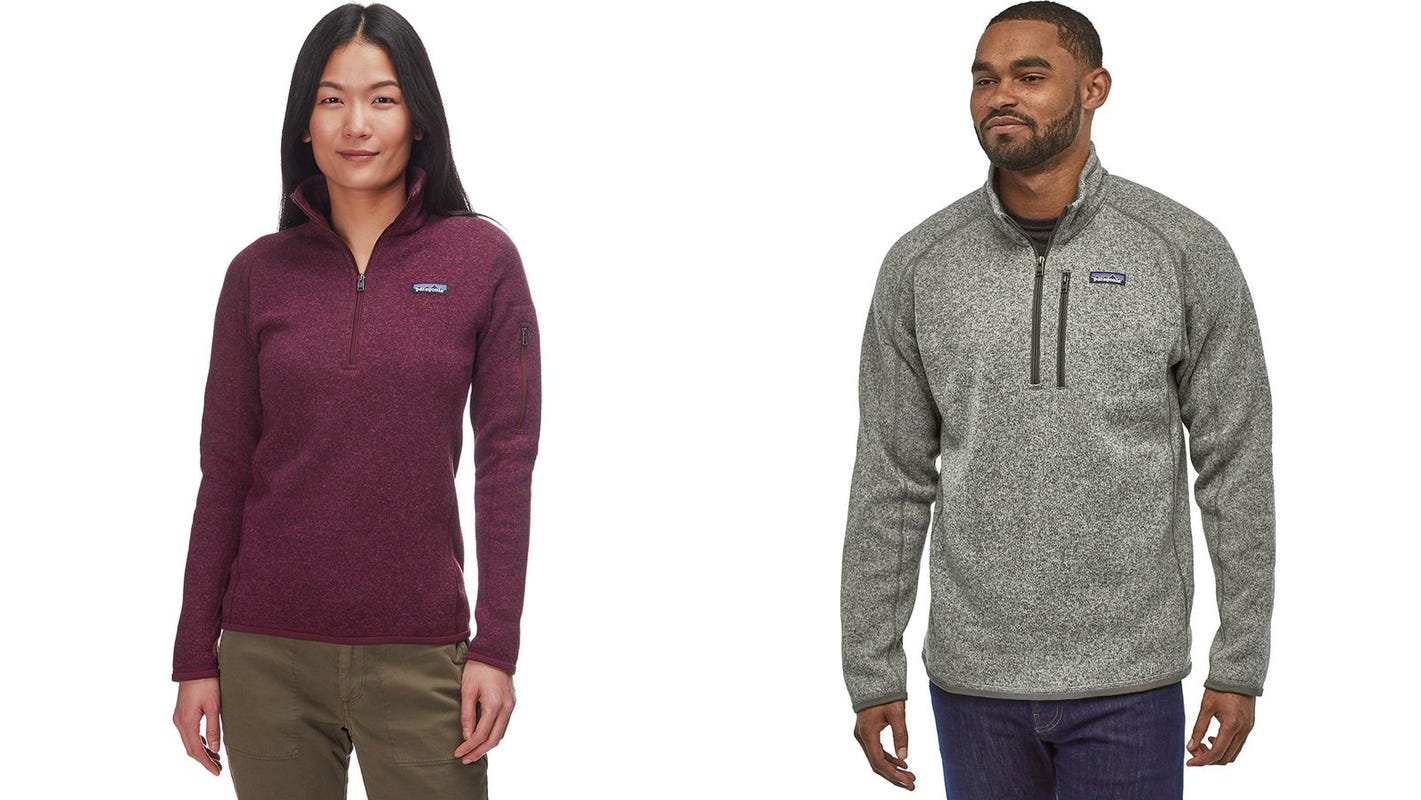 Get the cult-favorite Better Sweater for an amazing price