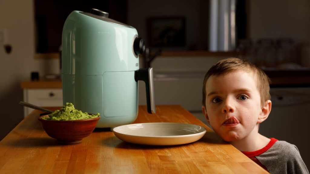 How to make kid-friendly air fryer meals for the whole family