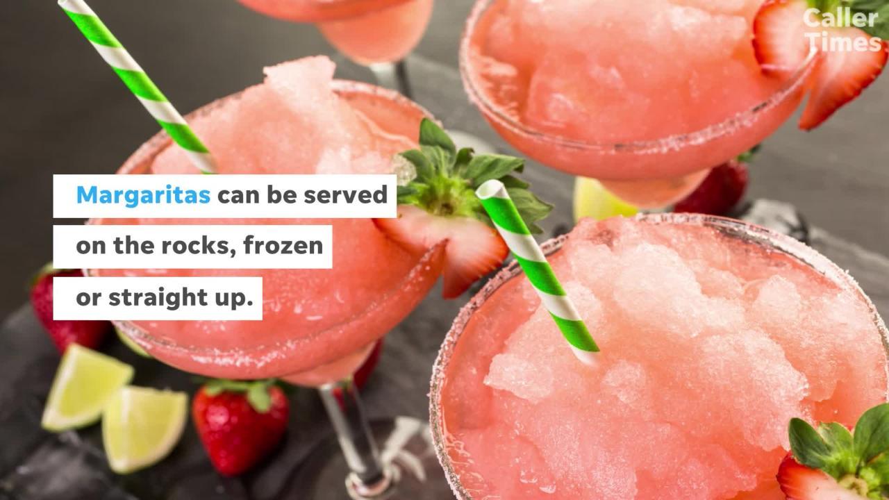 National Margarita Day 2020 specials: Get drink deals Saturday