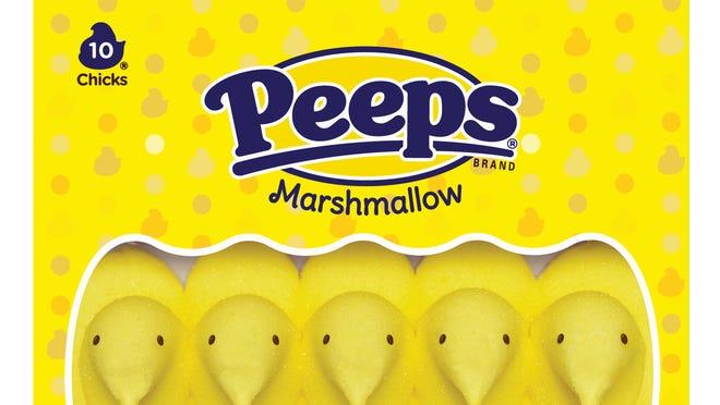 Peeps unveils 5 new flavors for Easter, plus mini-size Peeps