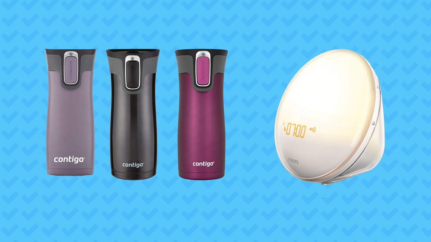 Philips alarm clocks, Anker accessories, and more