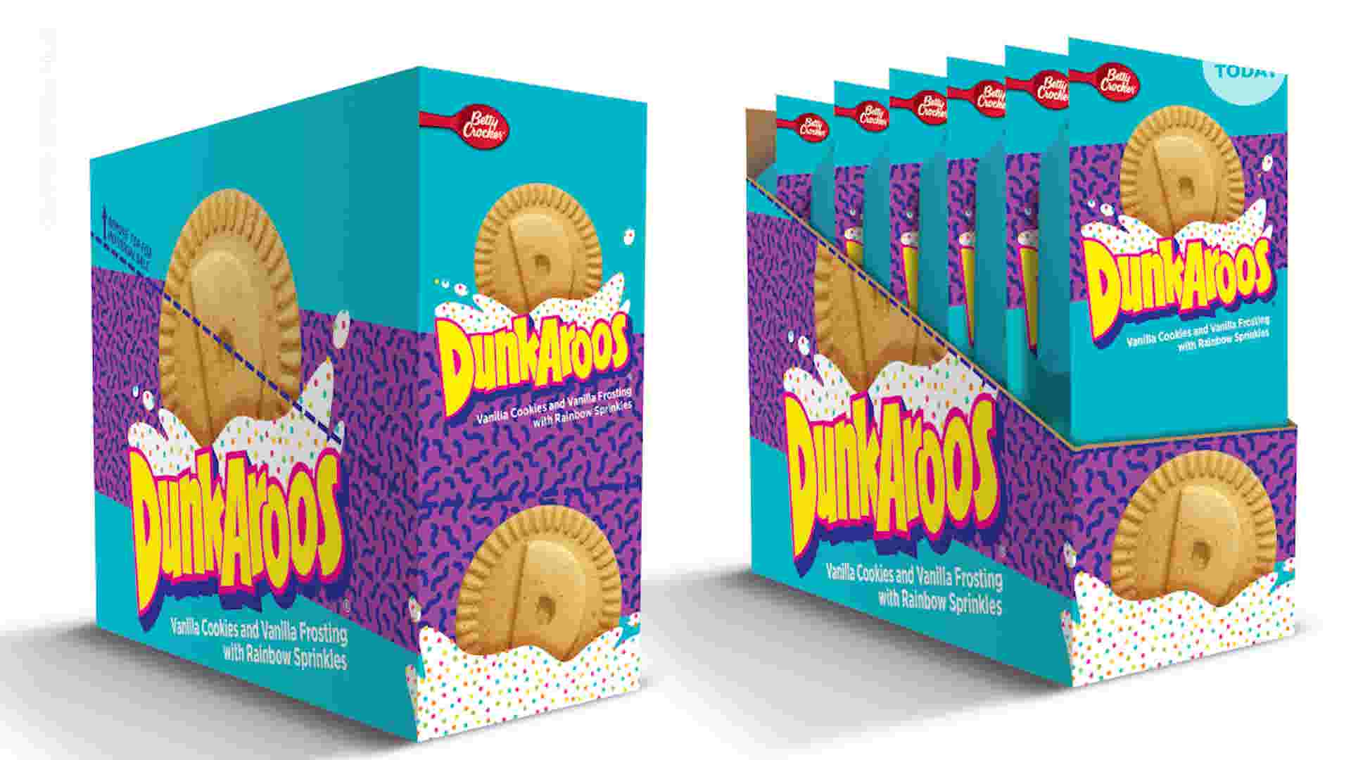 Popular '90s snack Dunkaroos is hitting stores this summer