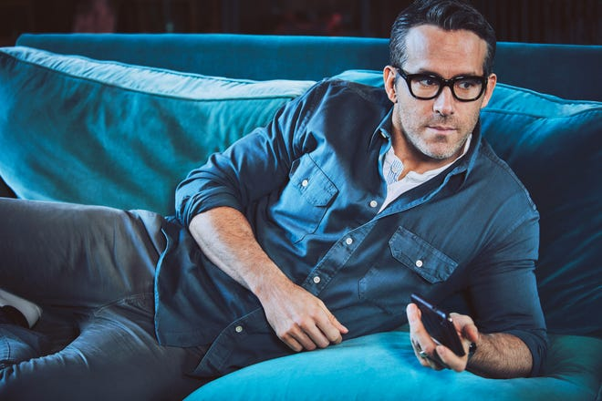 Actor/producer Ryan Reynolds is a majority owner of Mint Mobile