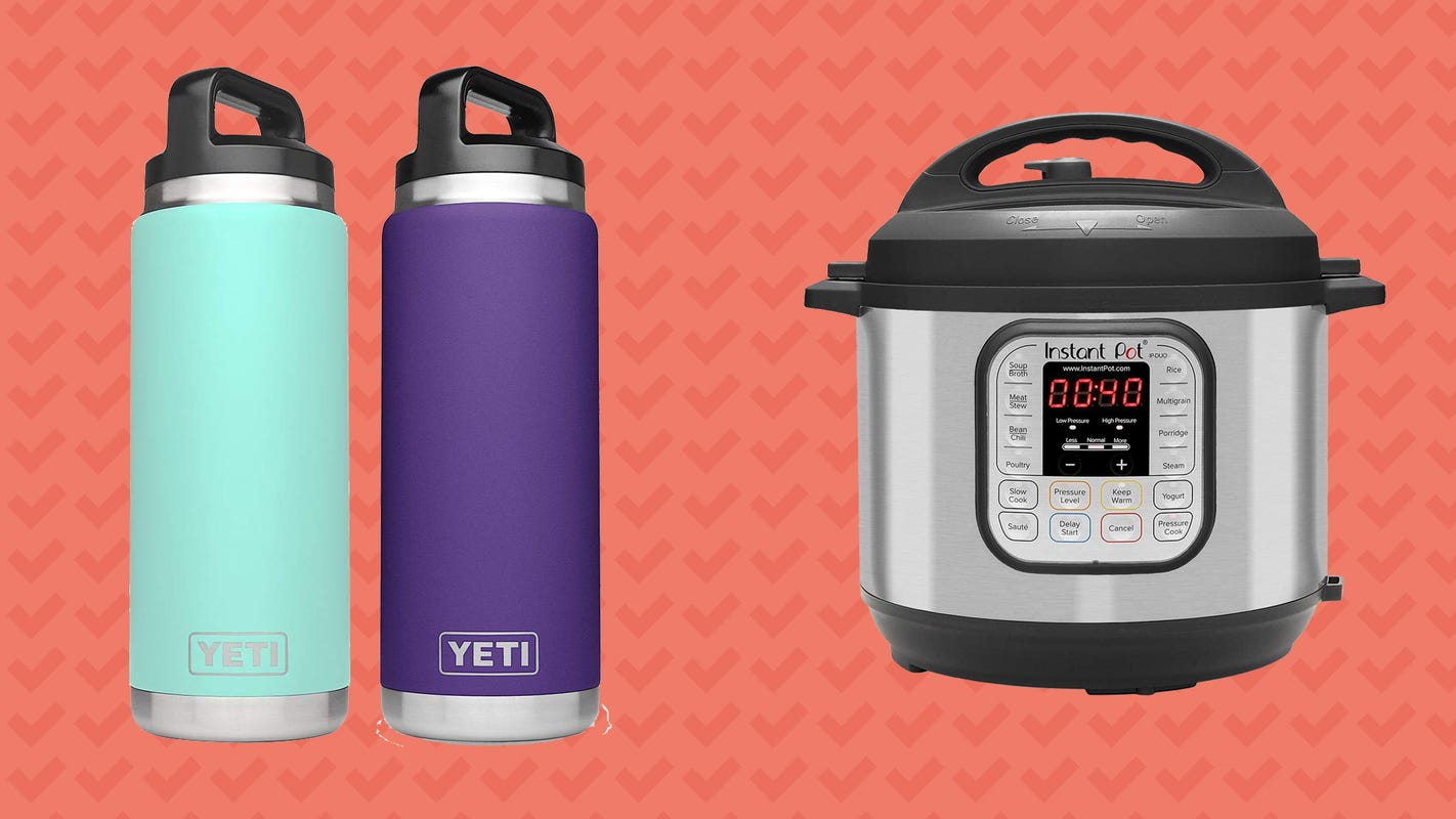 Save on Audible, Instant Pots, smart plugs and more