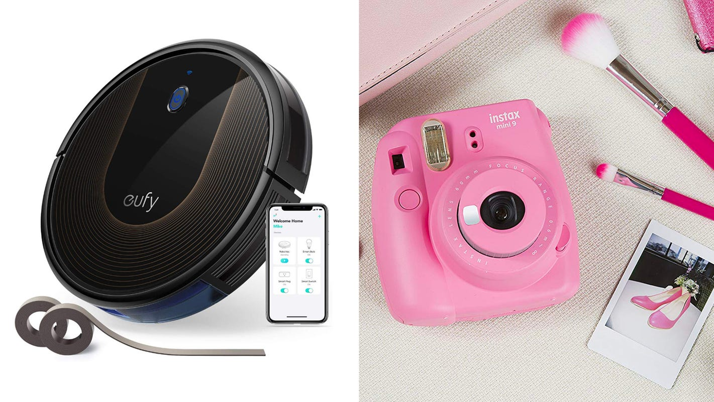 Save on the Eufy BoostIQ Robovac 30C and more
