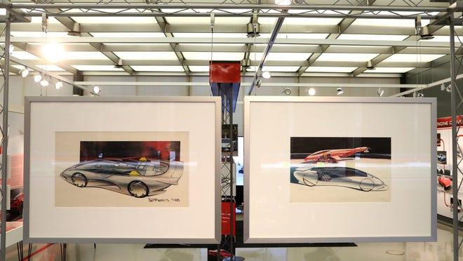 Secret history of the midengine Corvette revealed in rare documents