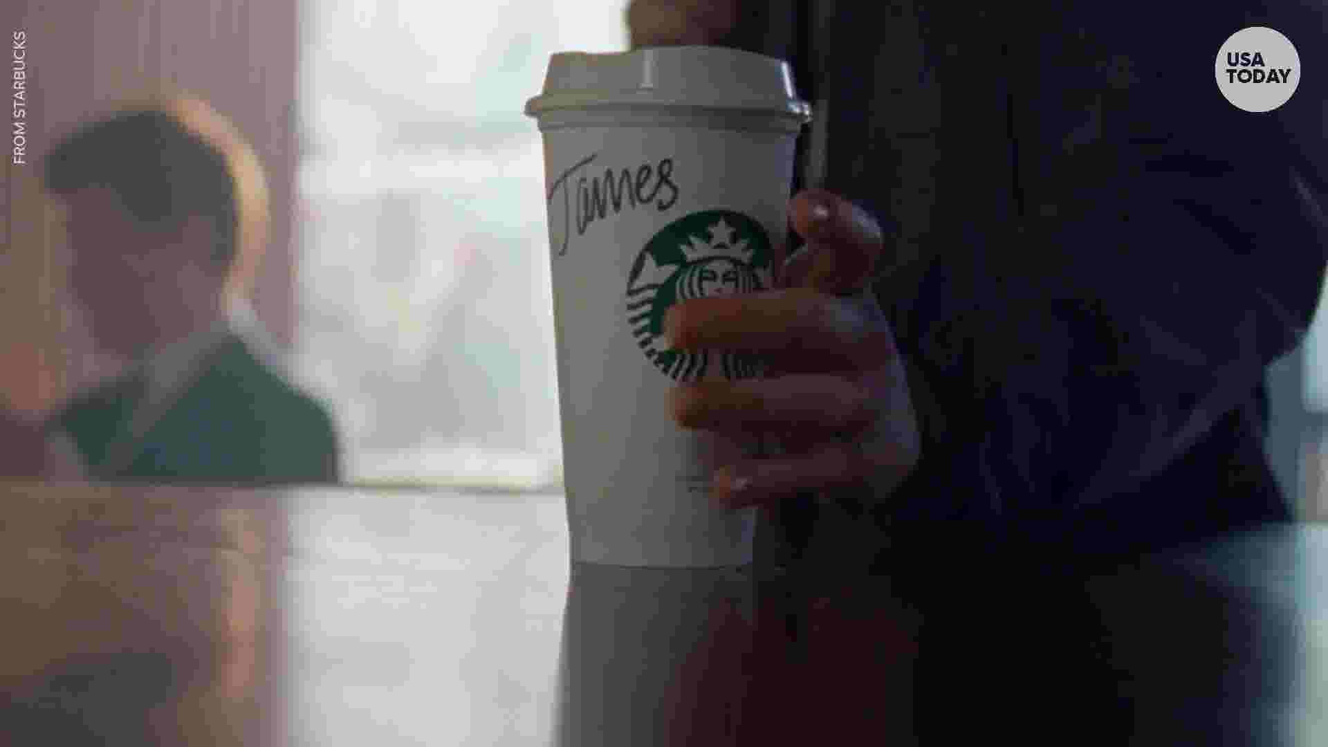 Starbucks ad highlights importance of name for transgender people