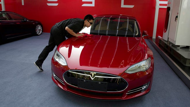 Tesla stock soars, but is your next car, SUV or pickup a Tesla?