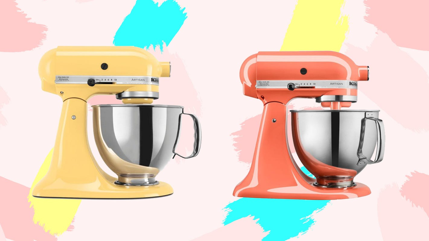 This iconic appliance is on sale for an insane price in fun colors