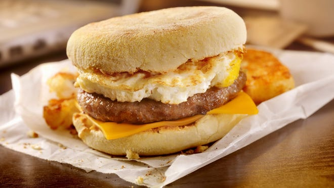 Wendy's breakfast with Honey Butter Chicken Biscuit coming March 2