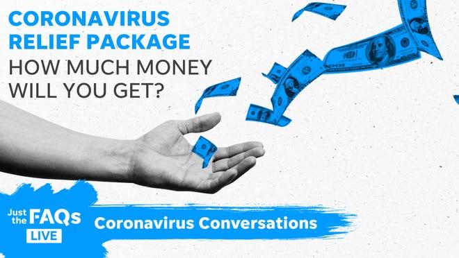 Coronavirus $1,200 stimulus checks are new target of scams