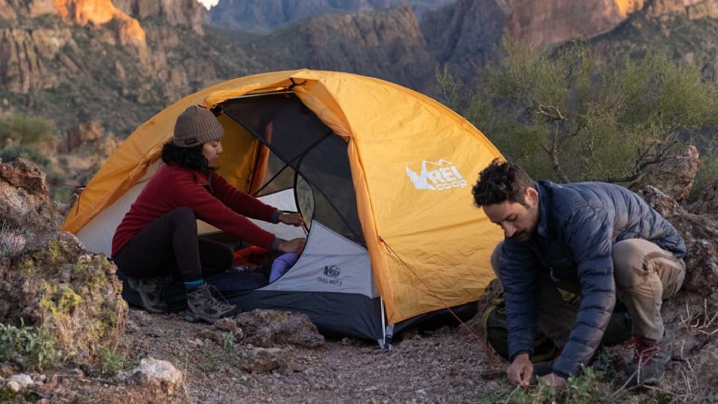 Get great discounts on REI branded gear and clothing