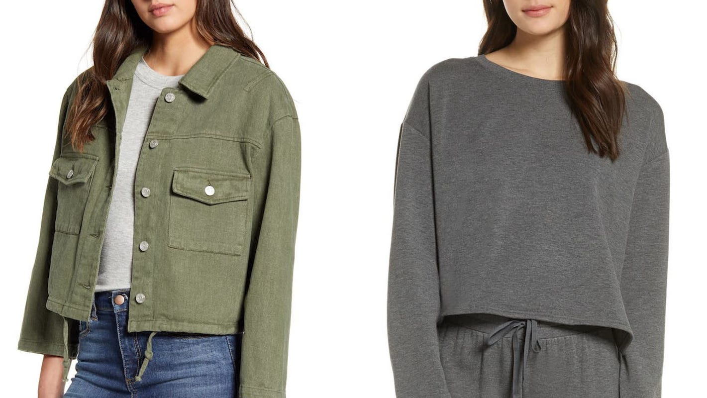 Get massive discounts on Madewell, Zella, Tory Burch, and more