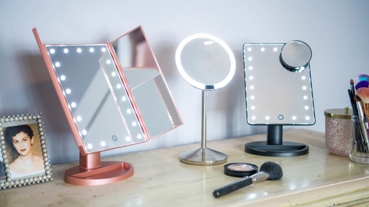 The Best Makeup Mirror with Lights of 2020