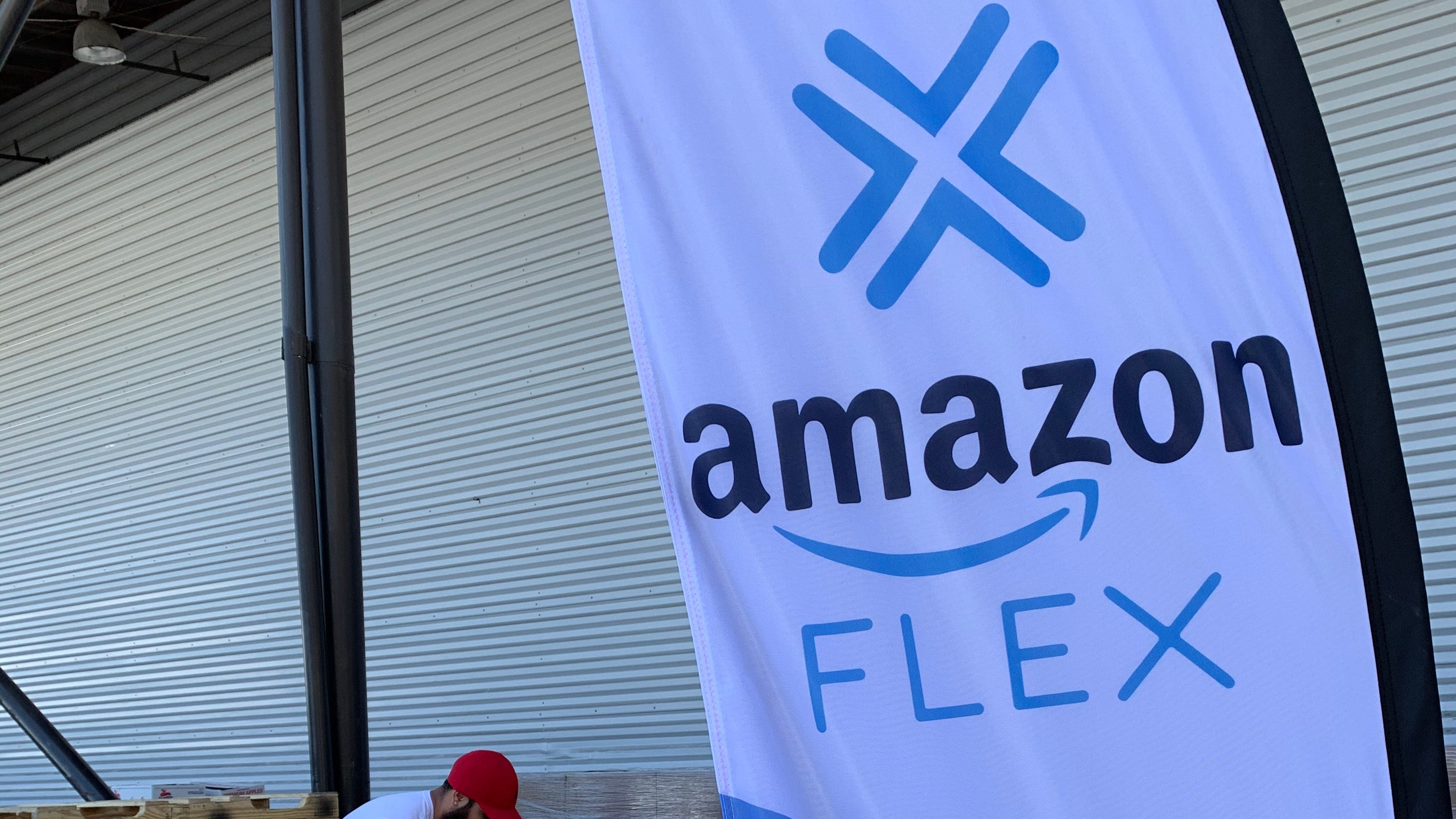 Amazon doing free deliveries for food banks during Coronavirus emergency