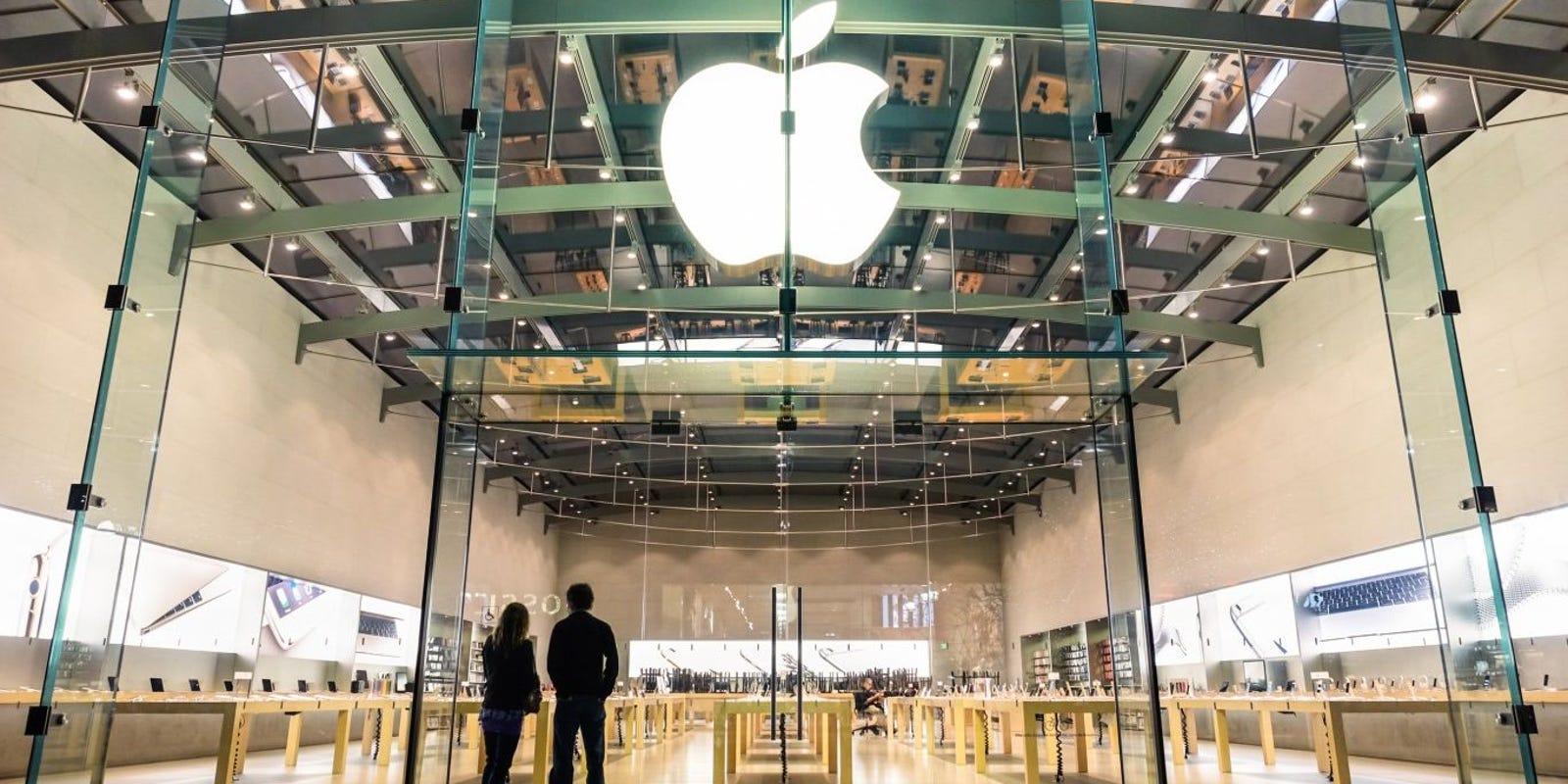 Apple's iPhone sales tumbled 7% as coronavirus affected globe.
