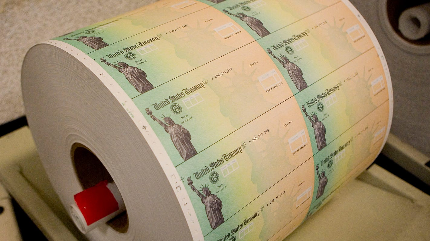 Are stimulus checks going to the wrong bank account? For many, yes.