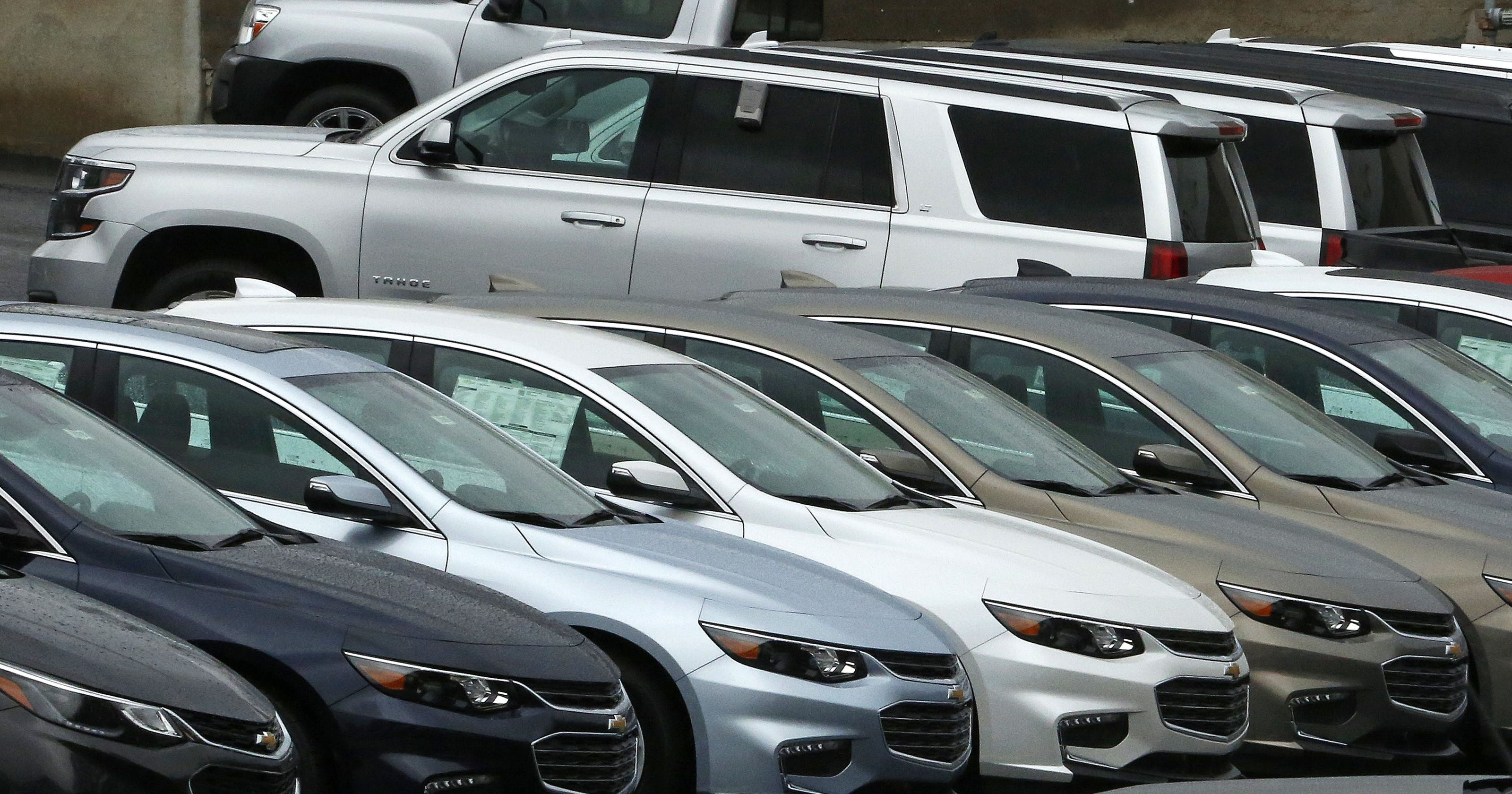Coronavirus means deals on new, used cars, but trade-ins will suffer