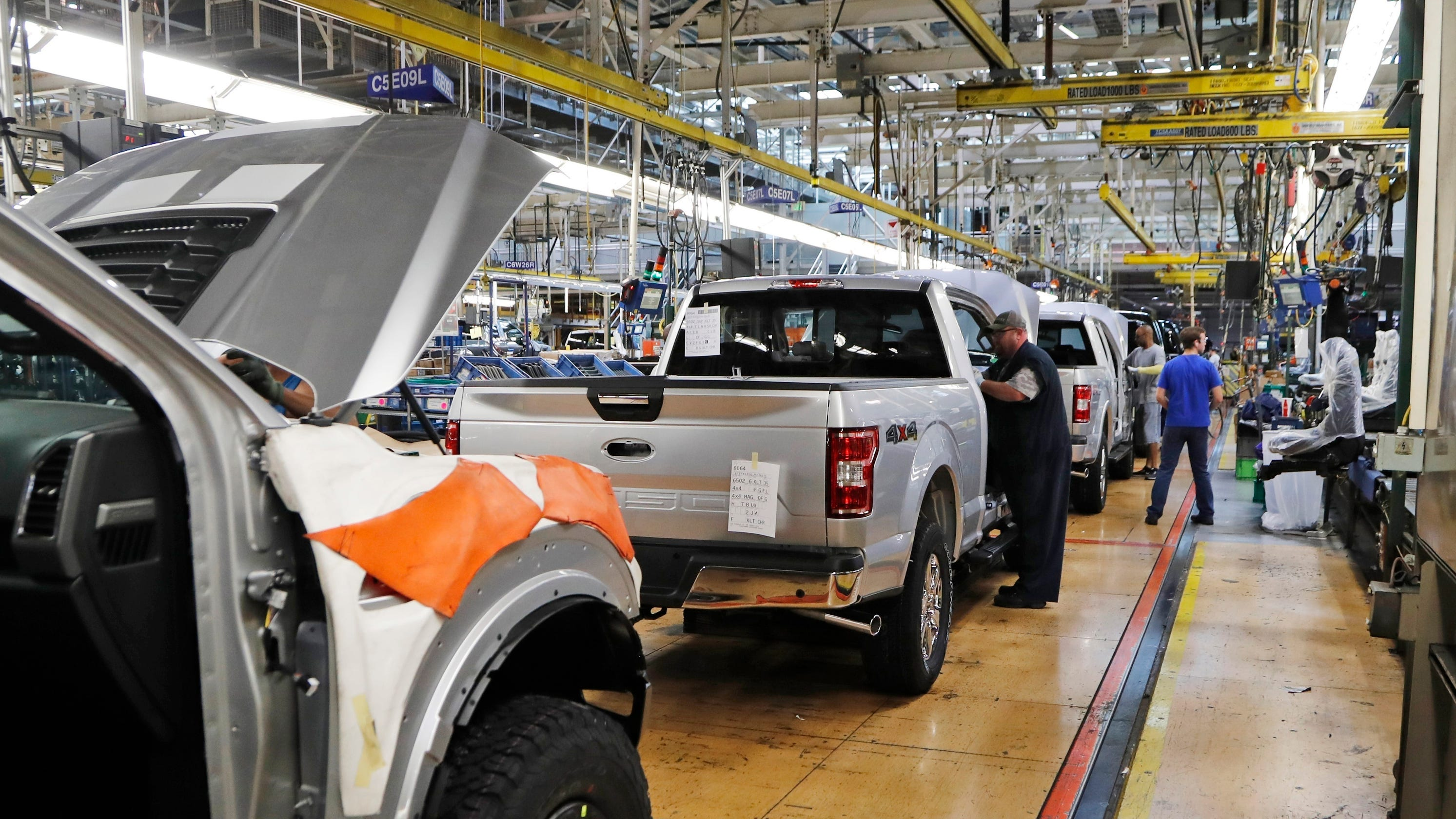 Ford's first quarterly report for 2020 the worst since Great Recession