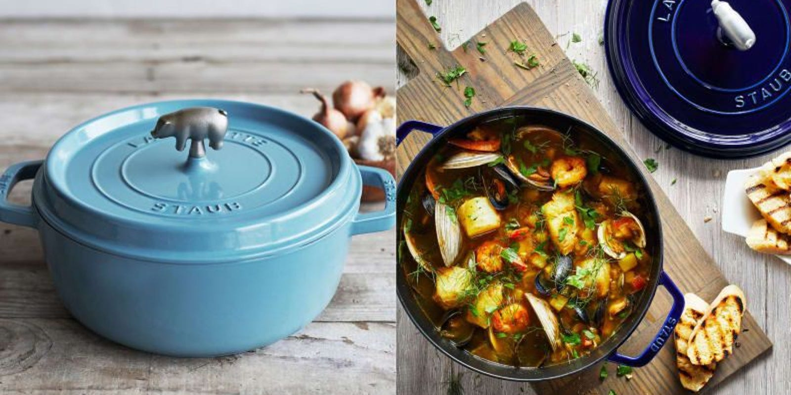 Get our favorite cocotte at a substantial discount