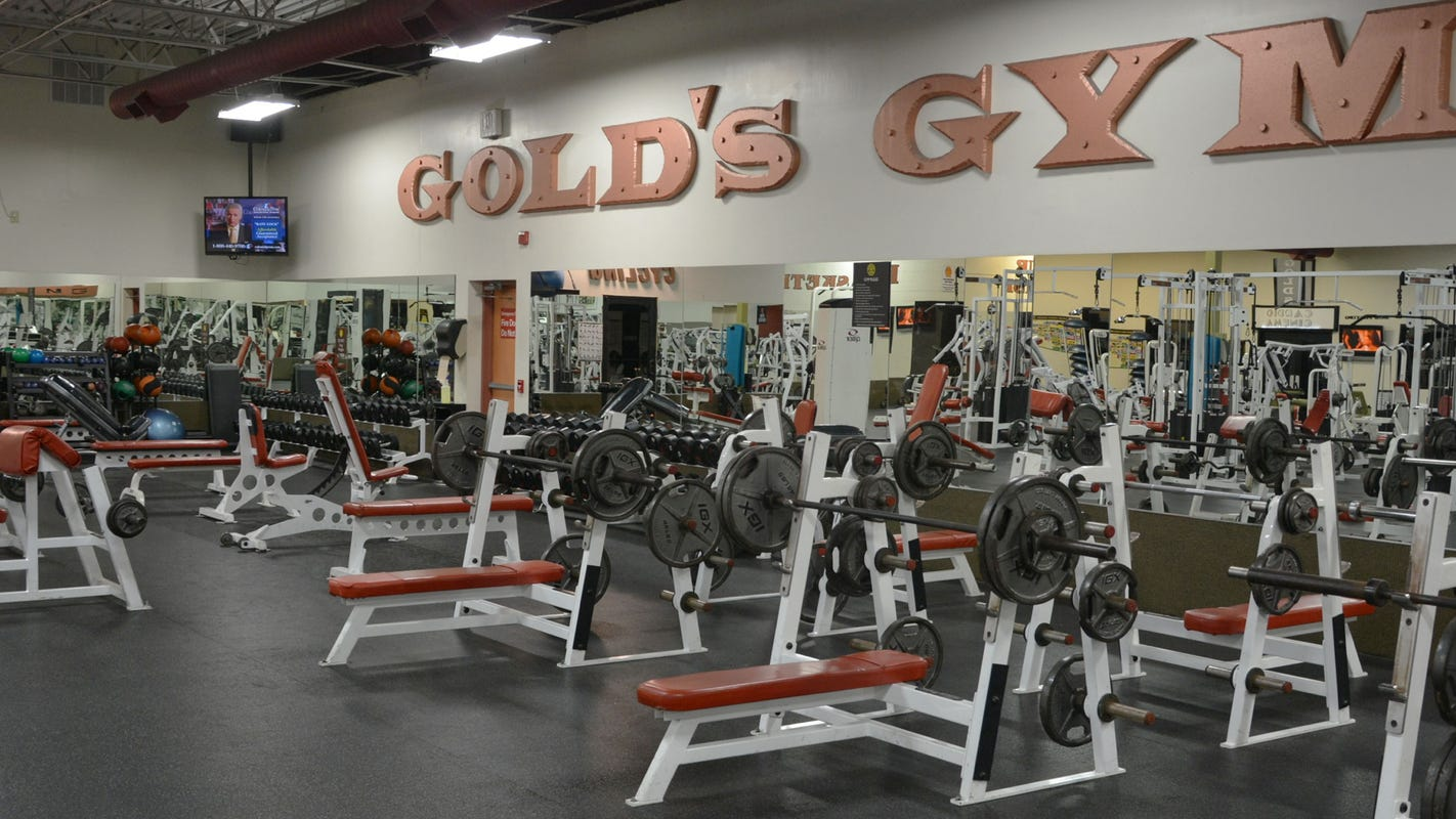 Gold's Gym permanently closes 30 gyms across the US, due to coronavirus crisis