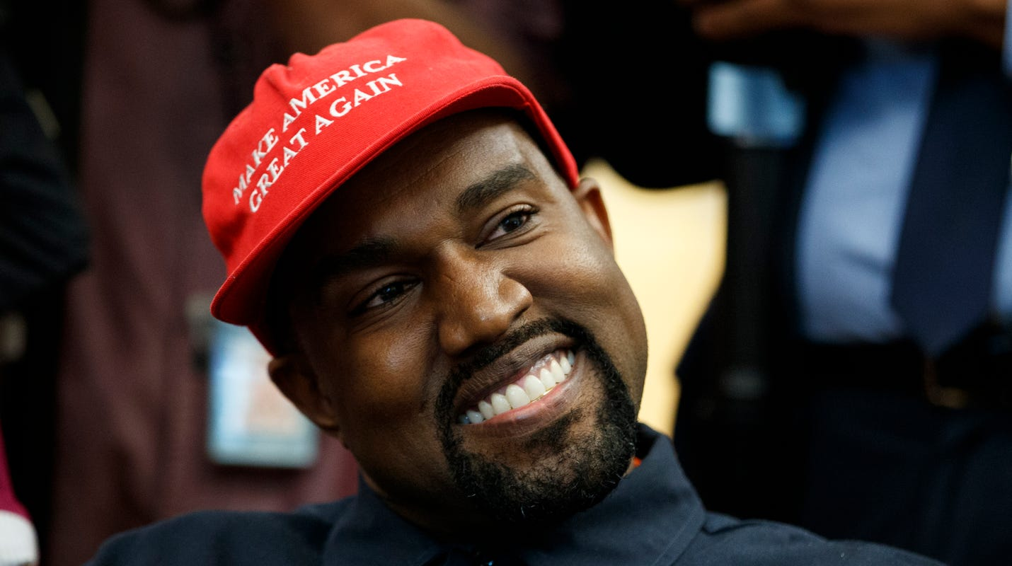 Is Kanye West as rich as he says he is? Forbes did the math