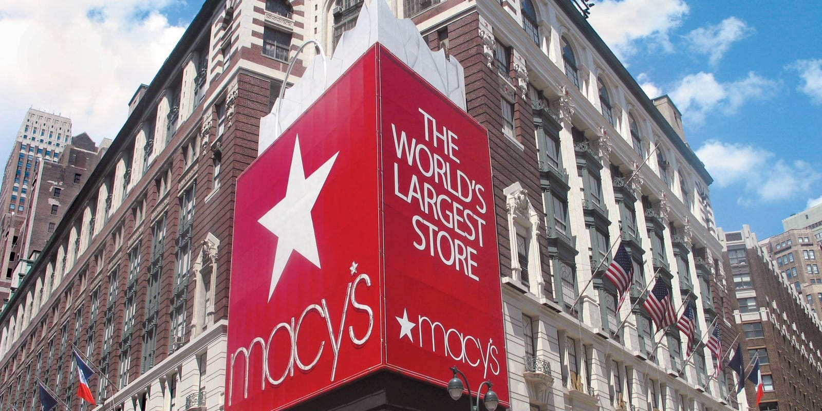 Macy's to open 68 of its stores on Monday, says CEO in interview