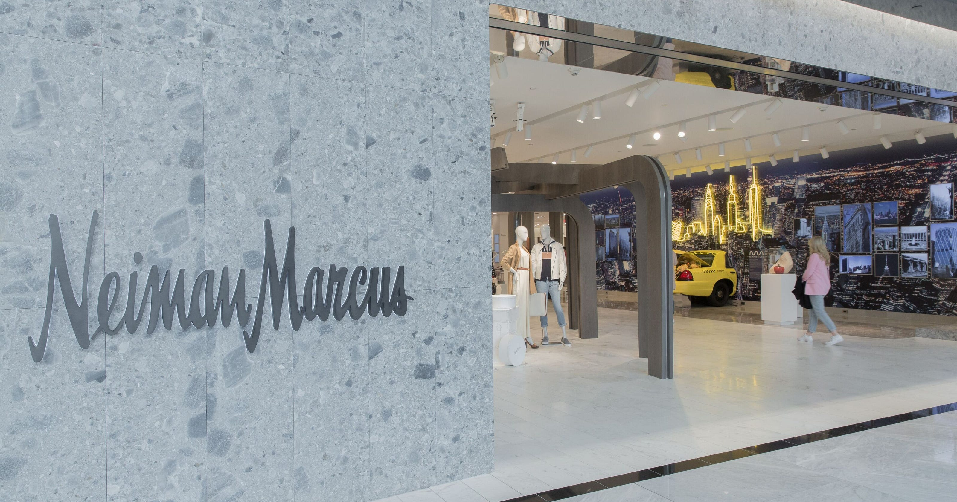 Neiman Marcus could file for bankruptcy as early as this week, report says