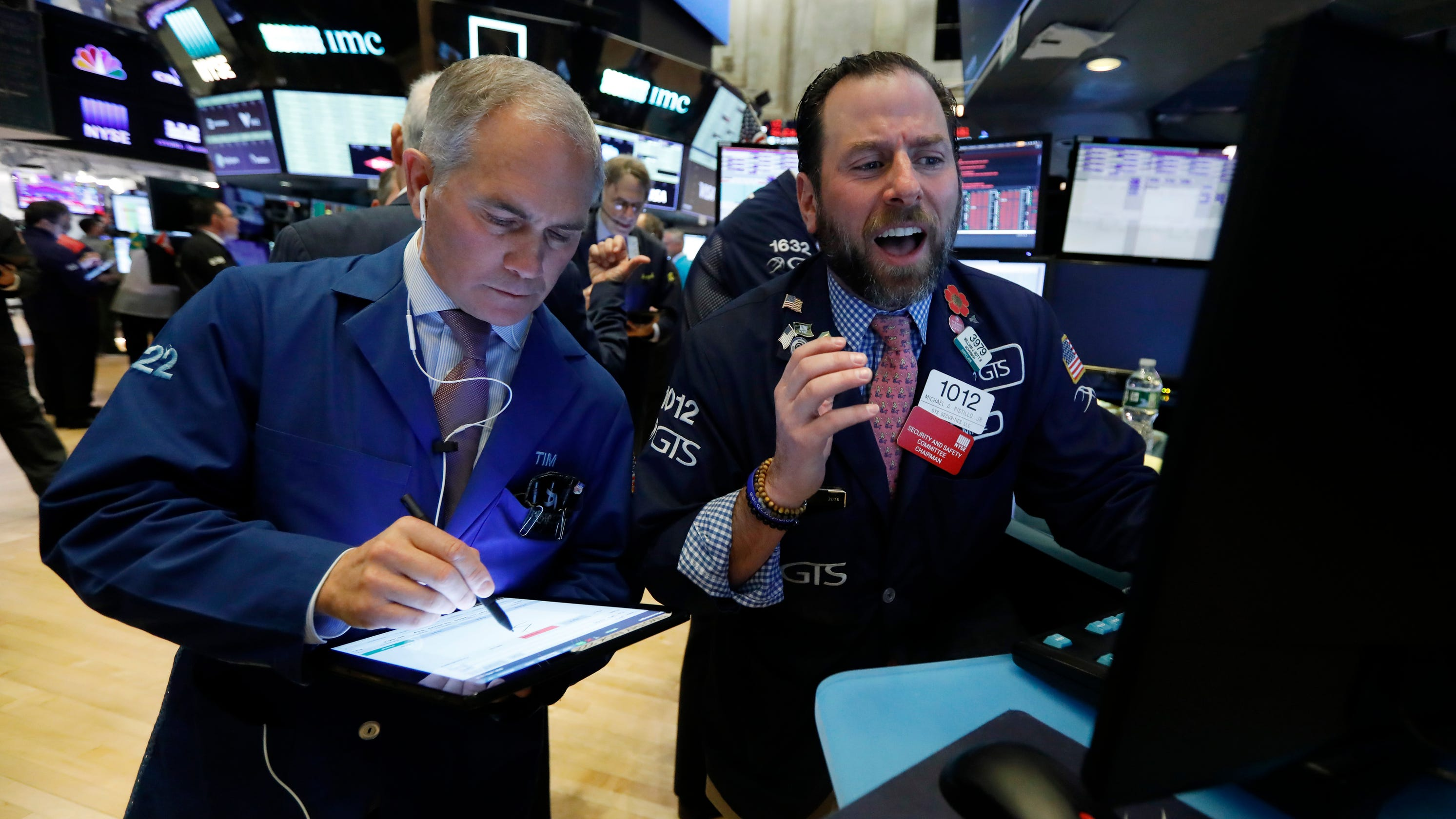 Stocks jump as Fed provides $2.3 trillion to support economy