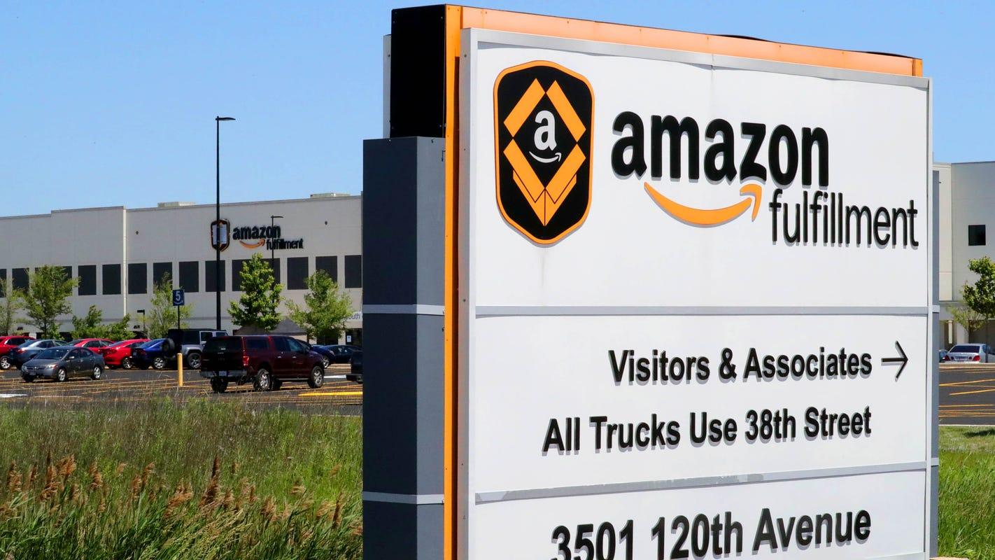 30-plus workers at Wisconsin Amazon facilities had virus