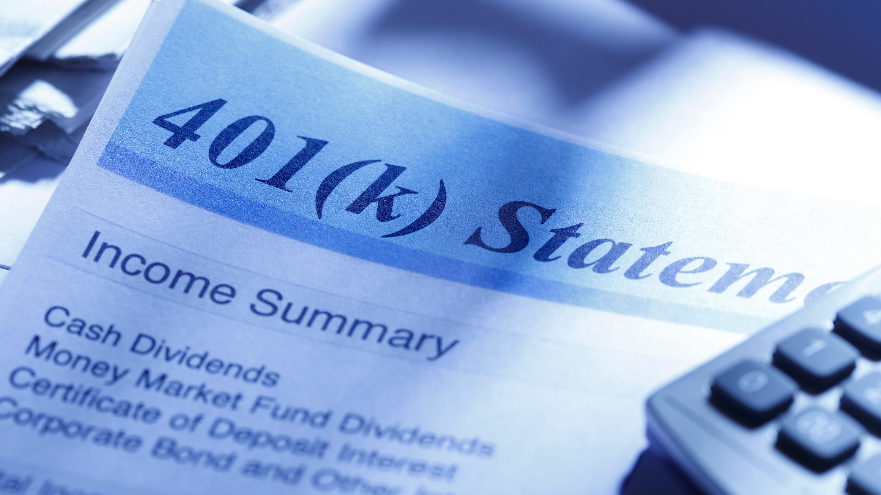 401(k) company match ends. What should employee do?