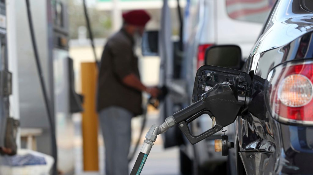 AAA: Gas prices rise ahead of Memorial Day, but still much cheaper than usual