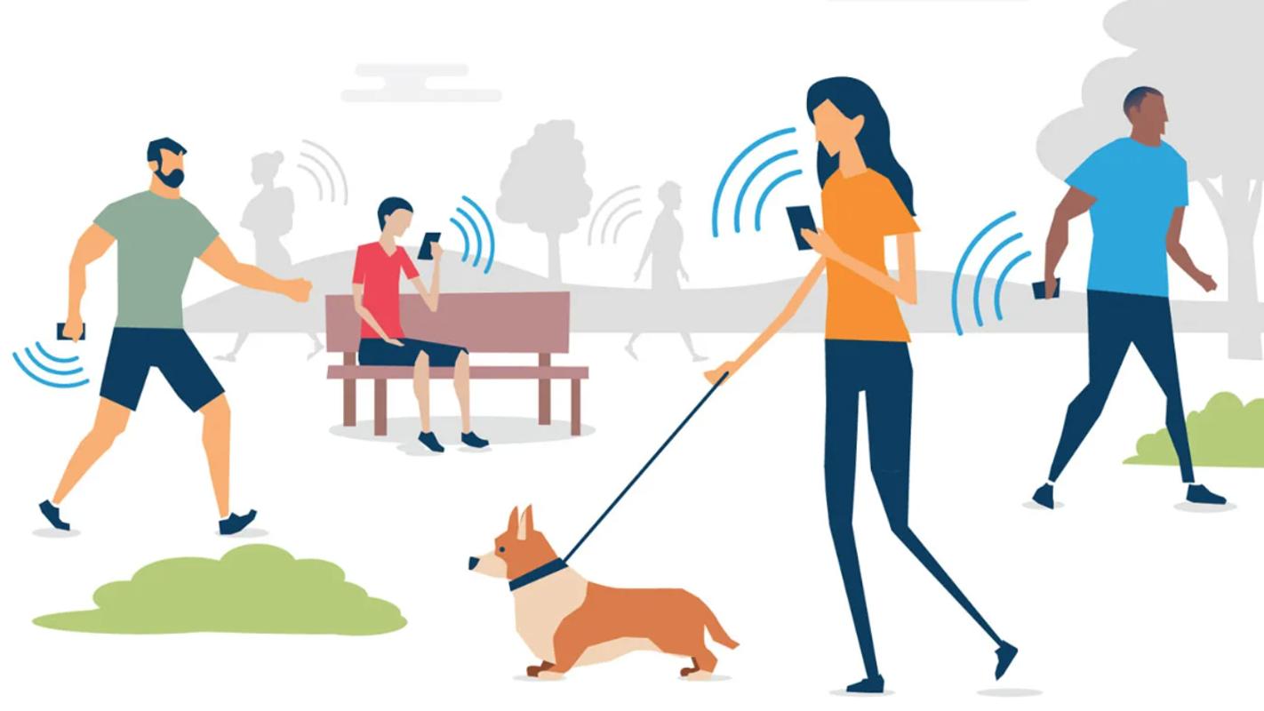 Apple and Google release coronavirus contact tracing mobile app tech