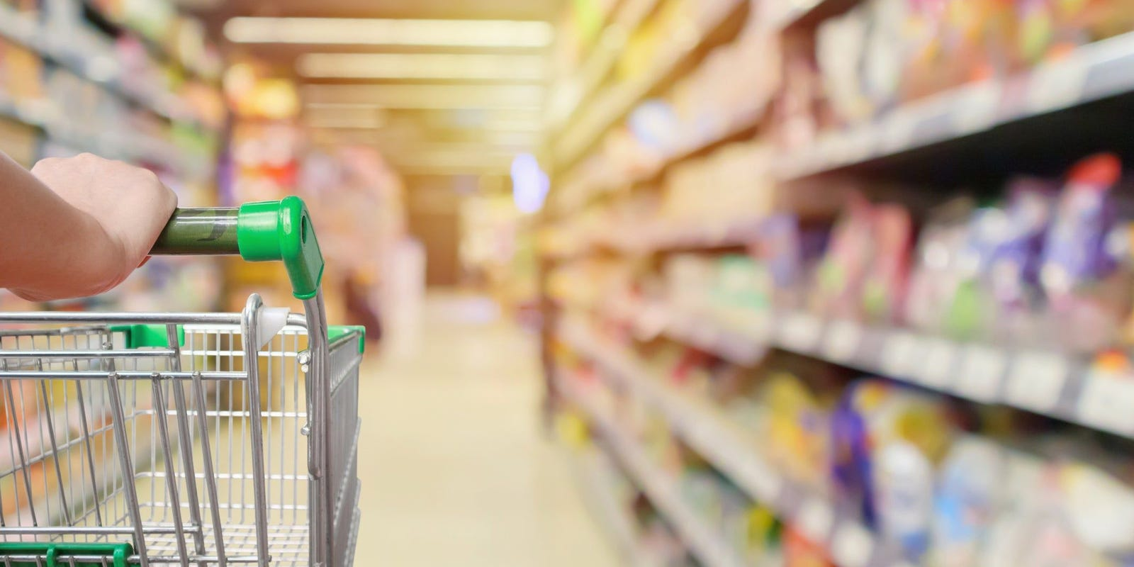 April grocery store prices made highest jump in more than 40 years