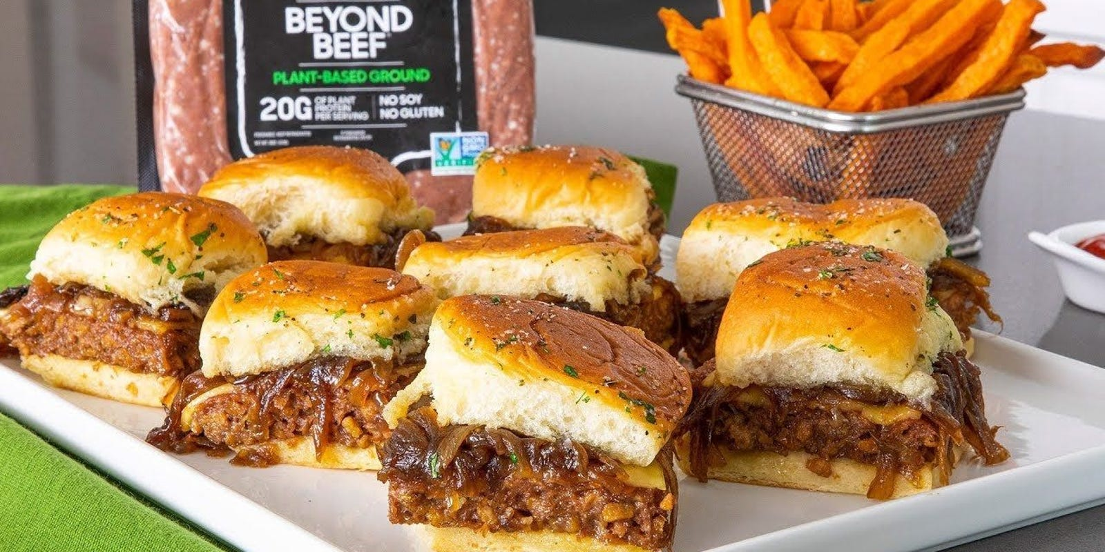 Beyond Meat to offer value packs, discounts amid meat shortage fears